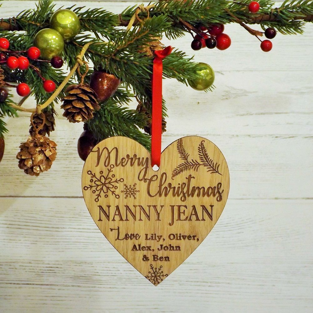 Christmas Bauble Hangers